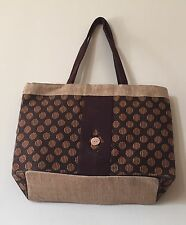 Clearance Buy 1 Get 1 Free Women's Handbag Purses 17x12.5x4.5 Jute