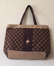 Clearance 2 Pk Women's Handbag Purses 17x12.5x4.5 Jute Simple And stylish JB113