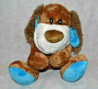 "Card Factory Pooch Pals Dog Large Plush Soft Toy Teddy Approx 14"" Free Post (AI)"