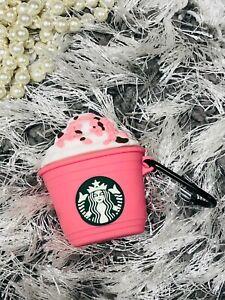 Starbucks Frappuccino Cup Airpod Pro case, cute AirPod Cover AirPod 1airpod case