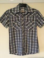 "Jack & Jones "" Vintage "" Short Sleeved Shirt Small"