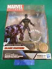 He_1 Marvel Universe Lot AVENGERS LIGHT UP BASE BLACK PANTHER TRU Comic Series