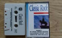 CLASSIC ROCK - THE LONDON SYMPHONY ORCHESTRA 1988 BP/TELSTAR PROMO CASSETTE TAPE