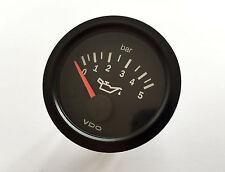 VDO Öldruckanzeige 5 bar