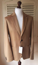 BNWT Authentic Paul Smith Camel 100% Cashmere Soho Fit Blazer (40R) RRP £945