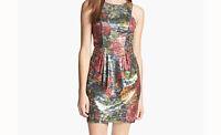 Jessica Simpson - Sequin Floral Cocktail Dress - Sizes 10-12, 12-14, 14-16 BNWT