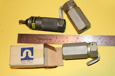 (3) New Tuthilll Pump Co. Tc-1398 1/4P, Tc-1305 1/8, E7165-57 industrial lines