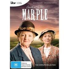 Agatha Christie's Marple The Complete Collection Season Series 1 - 6 DVD Box Set