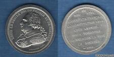 Série des Rois de France - II Louis Le Desiré 1795-1815 - Médaille
