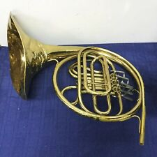 WARRANTY! MINOR SCRATCHES CONN 8D DOUBLE HORN NEVER BEEN SOLD OR RENTED