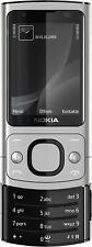 Nokia Slide 6700 - Raw Aluminium (Unlocked) Mobile Phone