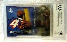 Robert Edwards RC 1998 SP Authentic Die-Cut Card#19 BCCG 10-Patriots RC