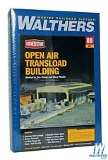 WALTHERS CORNERSTONE HO KIT OPEN AIR TRANSLOAD BUILDING WAL9332918