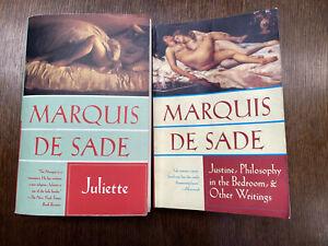 Marquis De Sade- Juliette & Justine, Philosophy in the Bedroom, & Other Writings