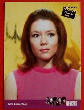 THE AVENGERS - Card #94 - Mrs Emma Peel - SERIES ONE - Strictly Ink 2003
