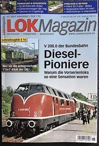 """LOK Magazin"" Nr. 11 / November 2021"