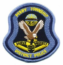 Perry Township Ohio Police patch - OH sheriff Twp