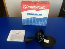 OMC SysteMatched Propeller 9 1/4 x 11  Evinrude Johnson P/N 388883