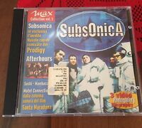 AFTERHOURS Subsonica Motel Connection compilation promo cd MAX cool. 1