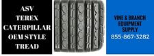 1x RUBBER TRACK ASV / TEREX / RC30 / PT30 / POLARIS ACL300 / RT30