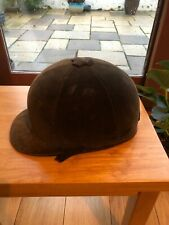 Vintage Riding Hat - Three C Hunt Cap Caldene