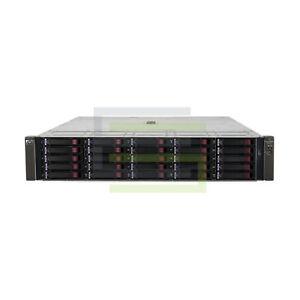 HP StorageWorks 418800-B21 MSA70 Modular Smart Array w/ 25x 146GB 15K SAS HDD