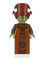 Lego Nute Gunray 9494 Orange Robe Episode 3 Star Wars Minifigure