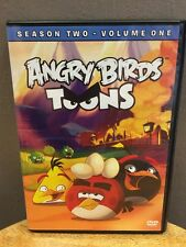 Angry Birds Toons: Season Two, Volume One (DVD, 2015)