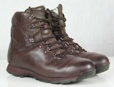 More details for genuine surplus british forces iturri brown patrol boots leather grade1