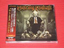 2016 PRETTY MAIDS KINGMAKER  with Bonus Tracks (total 13 tracks) JAPAN CD