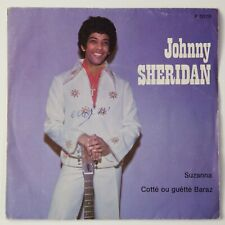 Johnny Sheridan – Suzanna Séga ile maurice 45/Ps 7' 1978