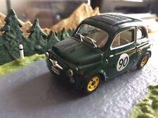 Fiat Nuova 500 D Model In  Case