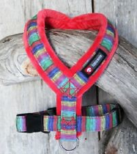 Soft FleeceDog Harness Size 30 Pug, Jug, Small, Toy Poodle, Red, New