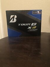 Bridgestone Tour B XS Golf Balls - 8SWX6D