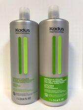 Kadus Professional Impressive Volume Shampoo & Conditioner Duo - 33.8oz LITERS