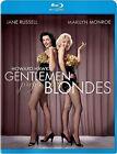 NEW BLU-RAY - GENTLEMEN PREFER BLONDES - Marilyn Monroe, Jane Russell