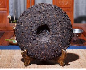 Organic Pu'er Tea Black Tea Menghai Seven Sub-cake Tea 357g Yunnan Ripe Puer Tea