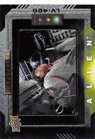 2017 Upper Deck Alien Movie Modern Silver Foil Trading Cards Pick From List