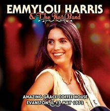 Emmylou Harris & the Hot Band - Amazing Grace Coffee House Evanston, Il 15 May 1