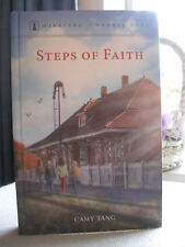 ~* Steps of Faith *~ Miracles of Marble Cove - Guideposts HC Book by Camy Tang