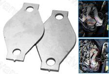 Hyundai Starex H1 EGR Valve Blocking Blanking Stainless Steel Plate (2Pcs) (HSBP