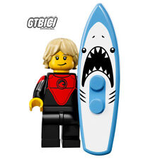 LEGO MINIFIGURA  SERIE 17  `` PROFESSIONAL SURFER ´´ REF 71018 NUEVO A ESTRENAR.