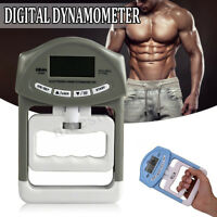 198lb/90kg Electronic Hand Grip Strength Dynamometer Tester Auto Capturing Power