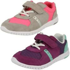 Girls Clarks Casual Trainers 'Azon Jump'
