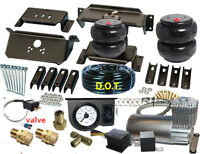 Air Helper Spring Kit 1980-97 Ford F350 2wd Truck Suspension Over Load