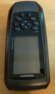 Garmin Handheld Color GPS GPSMAP 78sc 010-00864-02 Receiver & Compass Barometer
