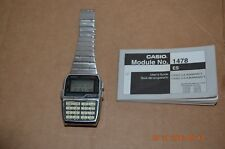 CASIO WATCH BATTERY WITH CALCULATOR dbc 300