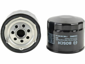 Bosch Workshop Oil Filter Oil Filter fits Checker Taxicab 1969-1974 81XCWF