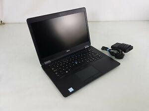 Dell Latitude E7470 14 inch Laptop i7-6600U 2.60GHZ 8GB 256GB SSD Windows 10 Pro