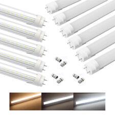 60 90cm 120cm 150cm LED Tube T8 G13 Lumière Barre Lampe Blanc Froid Chaud